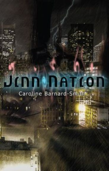 Jinn Nation - Novel Excerpt by CazzySmith