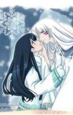 Sesshomaru x Kagome by kay1lovely