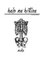 Help Me Hotline ☹ Muke by mukemathers