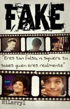 Fake  ◀Larry Stylinson▶ by Styler_15