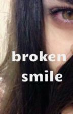 Broken smile☹ l.h by ukcliffxrd