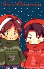 I saw Daddy kissing Santa? {Ereri AU- Christmas short story} by JaegerBombasticBooty