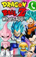Dragon Ball Z WhatsApp! by Sra_Vegeta