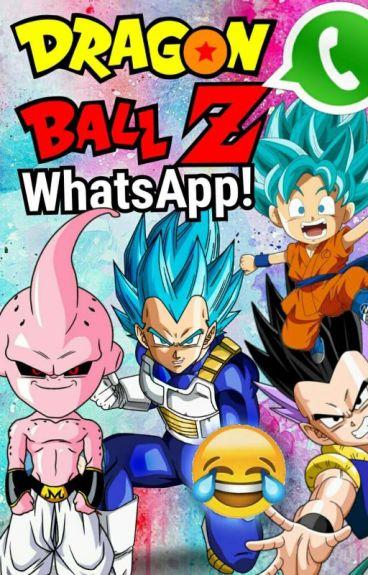 Dragon Ball Z WhatsApp!