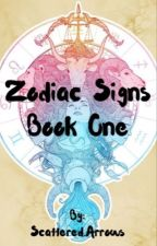 Zodiac Signs by Scattered_Arrows