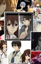The Cursed Pureblood Twins ( vampire knight fan-fic ) by anime__lover100