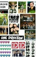 Song Lyrics of One Direction by akayugyeom