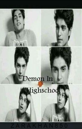 Demon In High school by ZaraKhan850