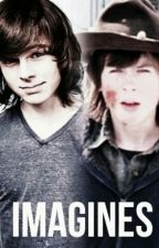 Chandler and Carl Imagines by NoDipTWDgirl