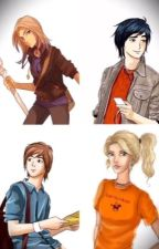 (Kane Chronicles + Percy Jackson crossover) A Magician and a Demigod? by Redfieryrose