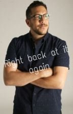 Right back at it again - Sal vulcano by mariacollxx