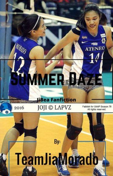 Summer Daze (JiBea FanFic)