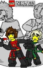 LEGO Ninjago: Repeating History( sequal to The Evil Green Ninja) by GalaxyGal-11