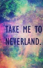 The Urge Of Meeting Neverland by fatimatabaja