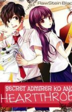 Secret Admirer Ko ang Heartthrob? by RawStein_Black