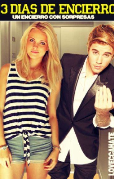 Tres días de encierro - Justin Bieber. [#wattys2015]