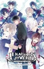 "Diabolik Lovers ""Dark secrets "" by korra816"