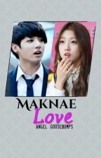 Maknae Love (YeinxJungkook Fanfic) [Complete] by nadiiakree