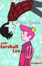 Prince Gumball and Marshall Lee by Orangop3601