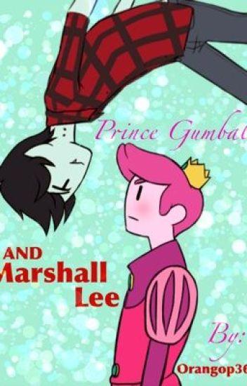 Prince Gumball and Marshall Lee