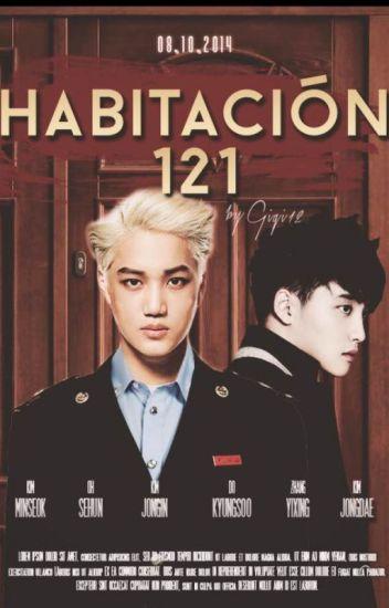 """Habitación """"121"""""""