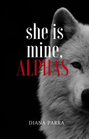 she is mine,ALPHAS © by gissp25nana