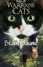 Warrior Cats - Stammbäume by Pepsi_18