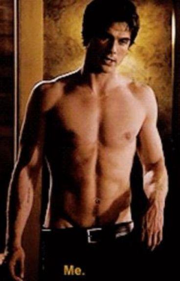Damon Salvatore Imagines!!