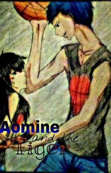 Aomine and the Tiger (kuroko no basket)