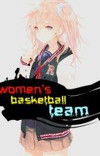 Женская баскетбольная команда by KisKis1616