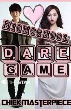 High School Dare Game by chickMasterpiece