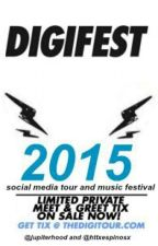 Digifest ; old magcon by magcxntwins