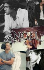 Angel  by Lotte8