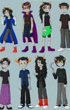 bloodswap by RainbowSparkles03t
