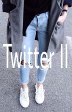 Twitter II // h.g by espinoperry
