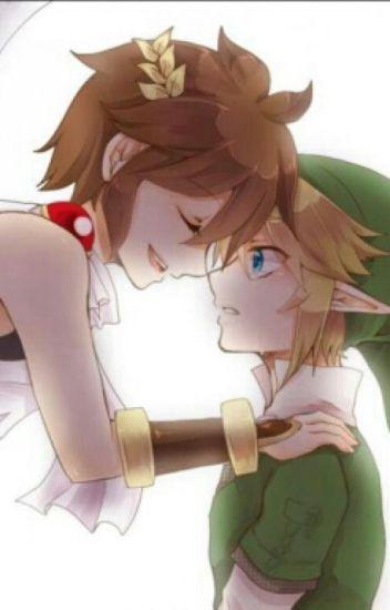 Link x Pit (yaoi)