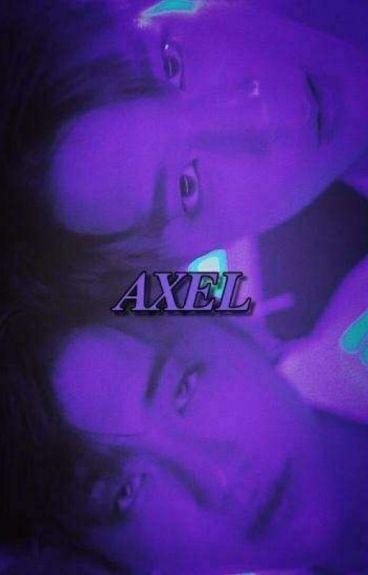 Axel (#Wattys2015)