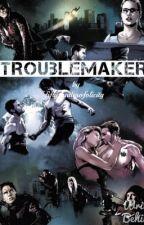 TroubleMaker (olicity - arrow) - Felicity's POV by fiftyshadesofolicity