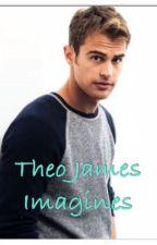 Theo James Imagines by allegiaant