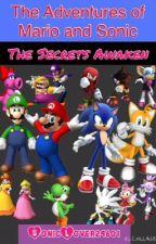 The Adventures of Mario and Sonic: The Secrets Awaken by MarioSonic24601