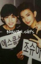 Bangtan Ships by hanseoul