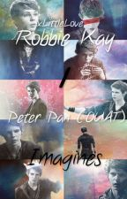 Robbie Kay / Peter Pan |OUAT| Imagines by -devotion