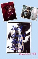 Half Angel Half Devil by dogeshiba2468