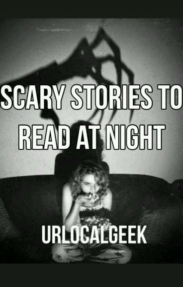 Scary Stories to Read at Night by SmolChoild