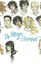 Heroes of Olympus Play Truth or Dare by mamaspark