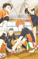 Haikyuu! (Various x Reader) by animehurts