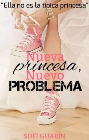 Nueva princesa, nuevo problema [LHC #1] by SoftDaydreamer