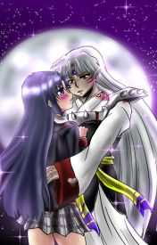 Sesshomaru's Dream by DragonShifter1700