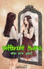 Saudara kembar yang berbeda by nofala