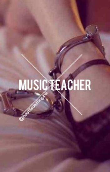 Music Teacher // Book #1 // Daddy Kink A.I.